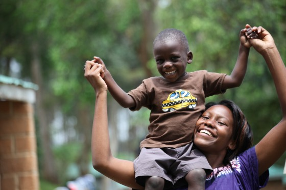 Watoto Mum and Child
