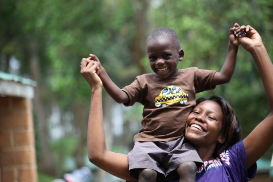Watoto Mum and Child